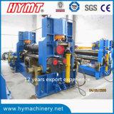 W11s-30X4000 유압 강철 플레이트 구부리는 회전 기계