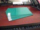 Folha de borracha antiestática, folhas de borracha antiestática com verde/preto e azul/preto, cinzento/preto, preto/Preto