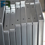 Plancia d'acciaio galvanizzata 250*50*3000 per l'armatura