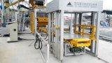 Automatischer konkreter Kleber-Ziegelstein \ Block, der Maschine \ Maschine herstellt
