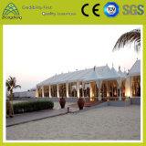 외부 성과 호화스러운 알루미늄 PVC 결혼식 큰천막 천막