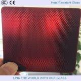 Visores de vidro borossilicato