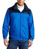 Раковины куртки дождя людей куртка облегченной мягкой водоустойчивая