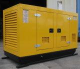 gerador de potência Diesel Soundproof de 126kw/157.5kVA Cummins