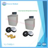 Le diagnostic clinique médicale centrifugeuse réfrigérée utilisés à grande capacité