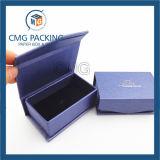 Caixa para óculos de sol retangular com fita de seda (CMG-PGB-013)