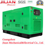 높은 Quality 60kVA Silent Electrical Power Diesel Generator