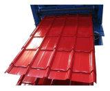 T digita il colore delle mattonelle verniciato galvanizzato coprendo lo strato