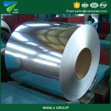 Certificado de teste de fábrica em chapa de aço bobina de aço galvanizado/Gi