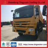 10 autocarro con cassone ribaltabile pesante di Sinotruk HOWO delle rotelle per estrazione mineraria