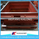 Alta riga di modanatura della strumentazione della fonderia di produzione staffa di fonderia utilizzata per la fonderia