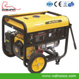 5kw Electric Gasoline Power Generator met Ce, ISO9001 (WH6500)
