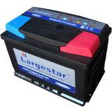 Wartungsfreie Leitungskabel-Säure-Batterie der Batterie-DIN75 Largestar