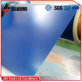 Bobina di alluminio ricoperta colore per la decorazione della parete divisoria