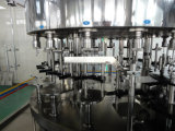 Macchina/impianto di coperchiamento di riempimento dell'olio di oliva di Ygf