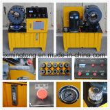 Máquinas de friso terminais da imprensa da mangueira hidráulica do Ce Dx68