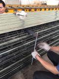 Decking d'étage en acier d'armature de Hrb avec des feuilles de Decking d'étage de plaque de zinc