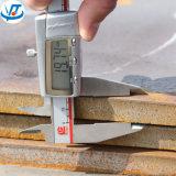 Placa de aço estrutural de alta resistência Placa de aço laminada a quente / seda / liga A36 A283 Ss400