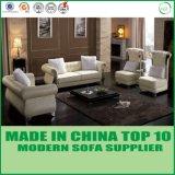 Sofá de couro europeu com novo design