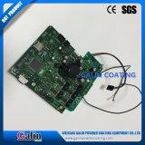 Cg13 inteligente sistema de revestimiento en polvo de PCB con pistola de pintura