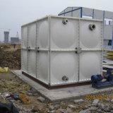 Contenitore acquistabile del serbatoio di acqua della fibra di SMC FRP per acqua potabile
