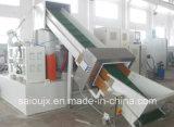 Linha de reciclagem de resíduos de plástico / Granulador / linha de pelotização