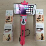 Ручка Bluetooth Selfie с миниой треногой Monopod для телефона