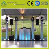 fardo pequeno de alumínio do altofalante da iluminação da atividade do evento do desempenho de 9mx7mx6m com estágio