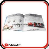 Kundenspezifische Offsetdrucken-Produkt-Papierbroschüre