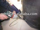 Tube de la machine de réparation Plasitc DNT Main extrudeuse en plastique