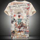 عالة رياضات يركض تصميد طبعة [ت] قميص