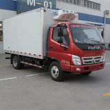Camion de congélateur des essieux 3t de HOWO/Foton 2