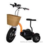2017 горячая продажа складных 3 Колеса скутера с электроприводом
