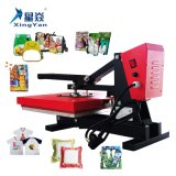 기계, t-셔츠 승화 기계, 수동 열 압박 기계를 인쇄하는 고압 열전달