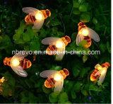 30LED太陽庭のHalloweenの蜂ストリングライト(RS1032-30)