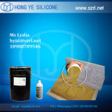 Borracha de silicone líquida para moldagem de painel de cofragem fabricada na China