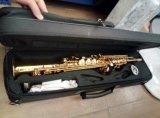 소프라노 색소폰 /Professional 빨간 구리 색소폰