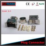 plot en céramique électrique de 220V-600V 35A pour l'industrie