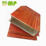Anodisierter Strangpresßling-Aluminiumprofil-Türrahmen