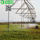 Sistema da máquina da irrigação do pivô da água da exploração agrícola