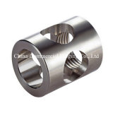 Acciaio inossidabile/ottone/parti di giro della macchina di CNC acciaio legato