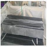 Windowsill noir absolu de granit pour le matériau de maison et de construction