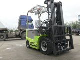 2.5 Ton Capacityの4車輪Electric Forklift