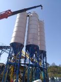 120の容量の組合せの工場からの具体的なバッチプラント