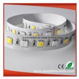 SMD5050 360LEDs RGB warmes weißes reines Streifen-Licht des Weiß-5 der Farben-LED