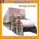 con varios cilindros de alta velocidad y el Multi-Secador de 2400m m pueden hacer la máquina a mano de papel