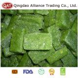 Qualität gefrorenes grünes Paprika-Püree