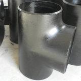 Instalación de tuberías inconsútil Buttweld del acero de carbón A234 Wpb ASME
