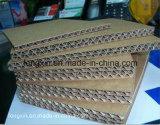 hoja acanalada del cartón del rectángulo del cartón de la cartulina 7-Ply