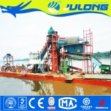 Alta draga di estrazione dell'oro della catena di persone di tasso di ripristino di Julong